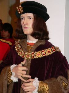 Richard III is now a recognizable subject in Madam Tussauds (courtesy mharrsch)