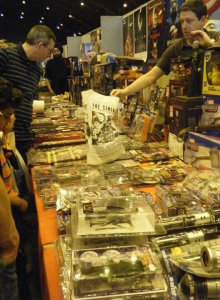 Consumption at London Comic Con 2011