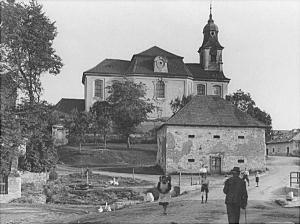 Lidice in 1941